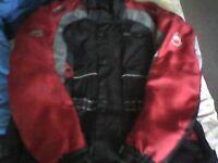 Buffalo xxxl motorcycle jacket see details