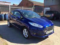 2016 Ford Fiesta zetec 1.2 petrol 3 door hatchback genuine low mileage
