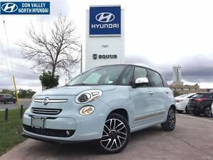 2014 Fiat 500L LOUNGE W/ NAV AND PANORAMIC SUNROOF