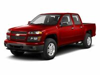 2011 Chevrolet Colorado 2WD Crew Cab 126.0 LT