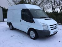 2008 FORD TRANSIT 85 T280s PAS TO 14th JANUARY 2019 NO VAT.