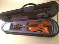 Yamaha v5 3/4 violin outfit