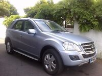 2009 Mercedes Benz ML 280 SE CDI 3.0 CDI V6 7-GTRONIC AUTO SPECIAL ORDER Excellent condition!