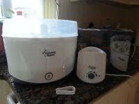Baby steam steriliser and bottle warmer Tommee Tippee