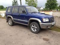 2002 Isuzu trooper 3.0d