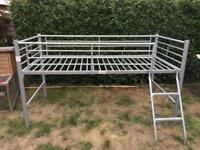 Metal Midi Bed