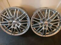 Alloy wheels (ALUTEC 5STUD 16INCH)