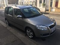 Skoda Roomster - Very Low mileage and full service history