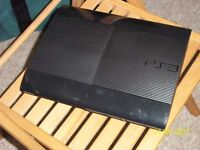 Sony Playstation PS3 500Gb Console only