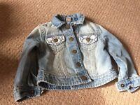 TU denim jacket 1- 1 1/12 years