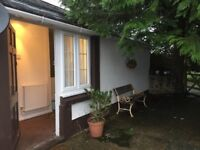 small fully furnished cottage/bedsit 2 miles outside of town for rent