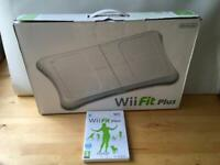 Wii Fit Plus Board + Game