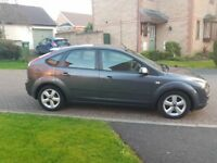 Ford Focus 1.6 tdci diesel climate