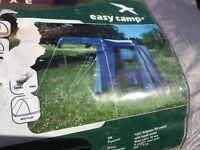Easycamp Blue Annexe/ Utility Tent