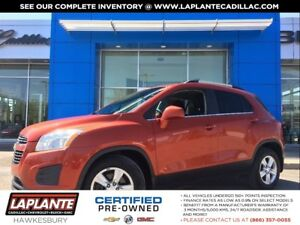 2014 Chevrolet Trax 1 Owner | Remote Start | Bluetooth