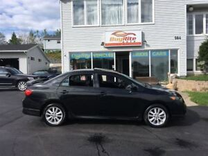 2010 Toyota Corolla S Toyota Quality $210 mth O.A.C.