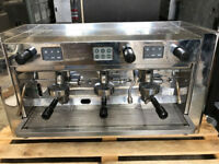 Brasilia Gradisca - 3 Group Commercial Coffee Machine