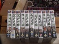 MASH TV Series 1 to 11 Complete. Region 2. Very Good Condition
