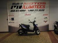 2015 Yamaha BWS 50 ZUMA X