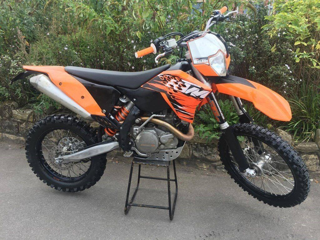 KTM 400 EXC 2010 ENDURO GREEN LANING BIKE   in Sheffield ... 936bd0c025