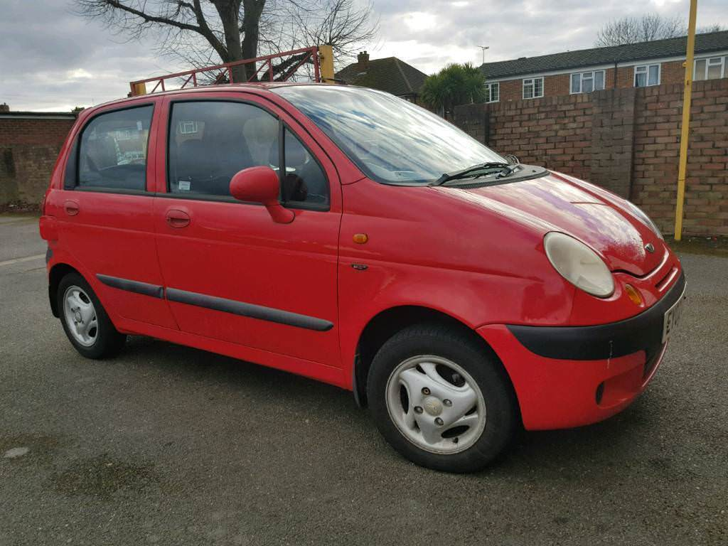 Daewoo matiz with low mileage ,, small engine ,, call Zain on ...