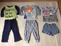 Pyjamas age 2-3