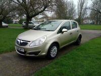 2009 Vauxhall Corsa 1.2 i 16v Life 5dr Warranted Mileage @07794573603@