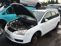 2007 FORD FOCUS STYLE TDCI (MANUAL DIESEL)- FOR PARTS ONLY