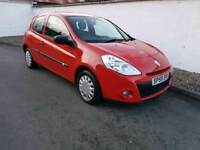 Renault Clio extreme low low miles , timing belt changed