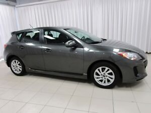 2013 Mazda 3 GS - SKYACTIV Hatch! Alloys, A/C, Keyless Entry an