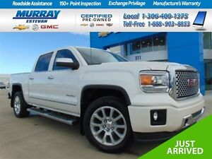 2015 GMC Sierra 1500 Denali Crew *Heated & cooled *Nav *Pr moon
