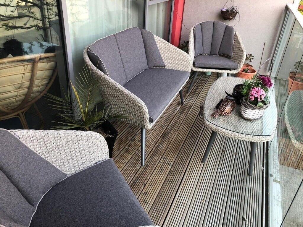 Garden Furniture Set - Hartman Sienna Lounge Set ...