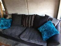 4 person DFS sofa