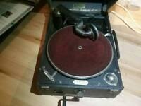 Colombia gramophone company gramophone