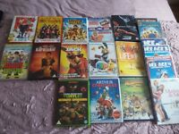 Childrens / Family DVD's x 19 Xbox 360 Batman Games