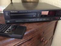 Technics cd player