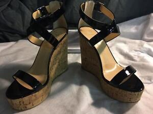 GIUSEPPE ZANOTTI Shoes Platform Wedge ( Size 9.5 US - 39.5 EU ) DailyDeals