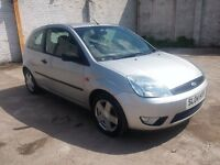 2004 Ford Fiesta 1.4 Flame Limited Edition 3dr 12 MONTHS MOT