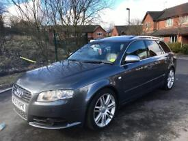 57/2008 AUDI S4 4.2 QUATTRO AVANT AUTOMATIC TOP SPEC MINT CONDITION GTD VXR X5 335D GTI DSG