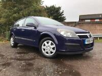 Vauxhall Astra Diesel Long Mot Low Mileage Full Service History With Timing Belt Change !