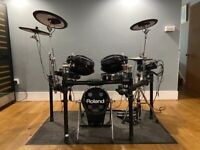 TD30K Drum Kit - Excellent Condition, 1 Private Owner, Hardly Played