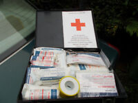 Genuine BMW under seat first aid kit from 5 series