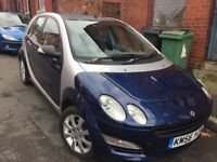 2006 SMART FORFOUR 1.3 Coolstyle AUTOMATIC 5DR BARGAIN