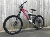 Kona Stab Deluxe Full Suspension Downhill Bike, LIKE NEW, HIGH SPEC, FOX, 888