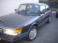 Classic Saab 1988 900i jubilee edition for sale  Inverness, Highland