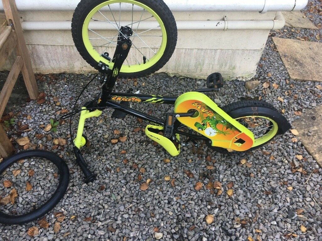 Bike kids free