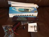 Dash Cam with reversing camera very easy to install