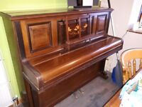 FREE Piano, in good condition and ideal for someone learning to play.