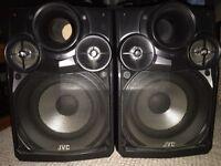 110W JVC Speaker