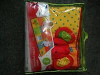 Soft Padded Jumbo baby playmat